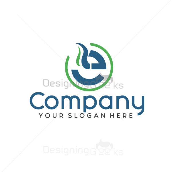 Finance Company Logo Design With Letter E