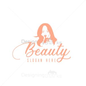 Beauty and cosmetic logo design